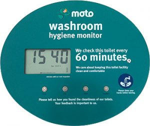 Ultima Hygiene Monitor